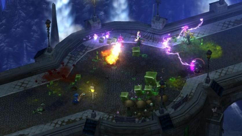 Screenshot 1 - Magicka: Dungeons & Gargoyles
