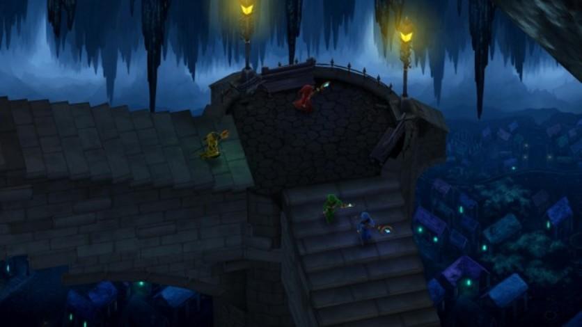 Screenshot 3 - Magicka: Dungeons & Gargoyles