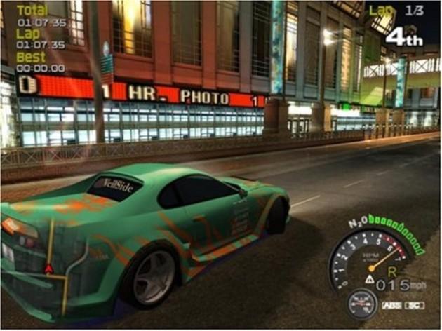 Screenshot 2 - Street Racing Syndicate