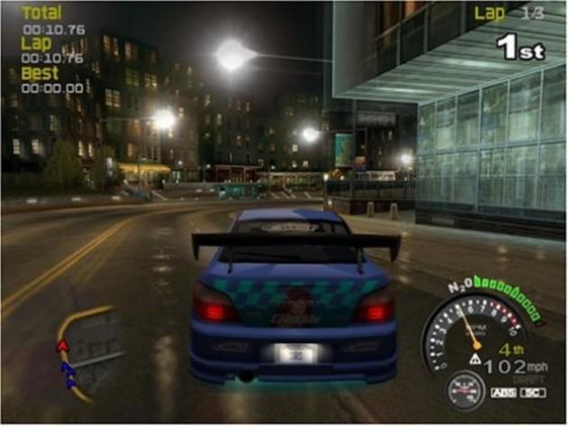 Screenshot 6 - Street Racing Syndicate