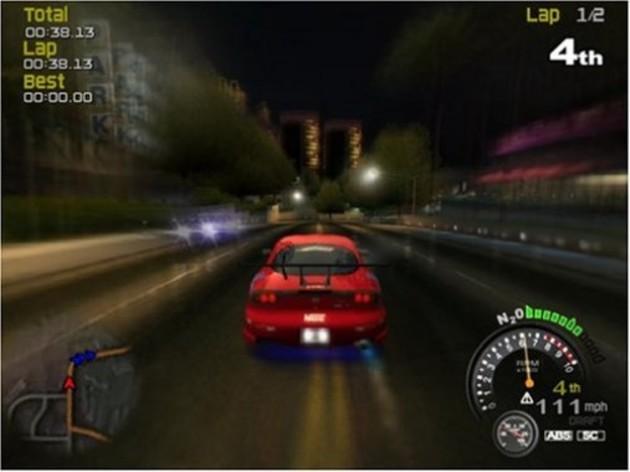 Screenshot 4 - Street Racing Syndicate
