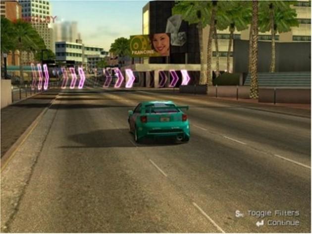 Screenshot 9 - Street Racing Syndicate
