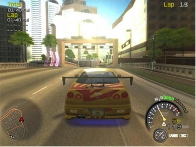 Screenshot 10 - Street Racing Syndicate