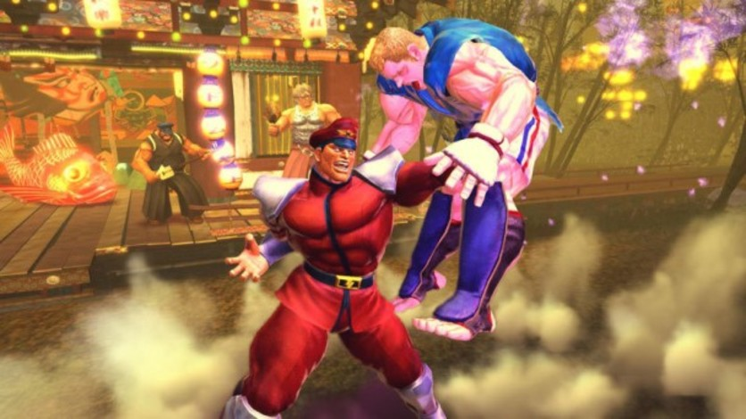 Screenshot 5 - Ultra Street Fighter IV Upgrade