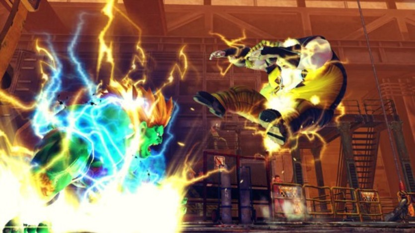 Screenshot 6 - Ultra Street Fighter IV Upgrade