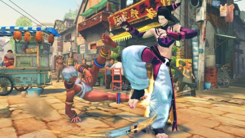 Screenshot 10 - Ultra Street Fighter IV Upgrade