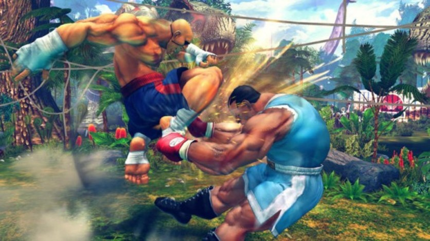 Screenshot 13 - Ultra Street Fighter IV Upgrade