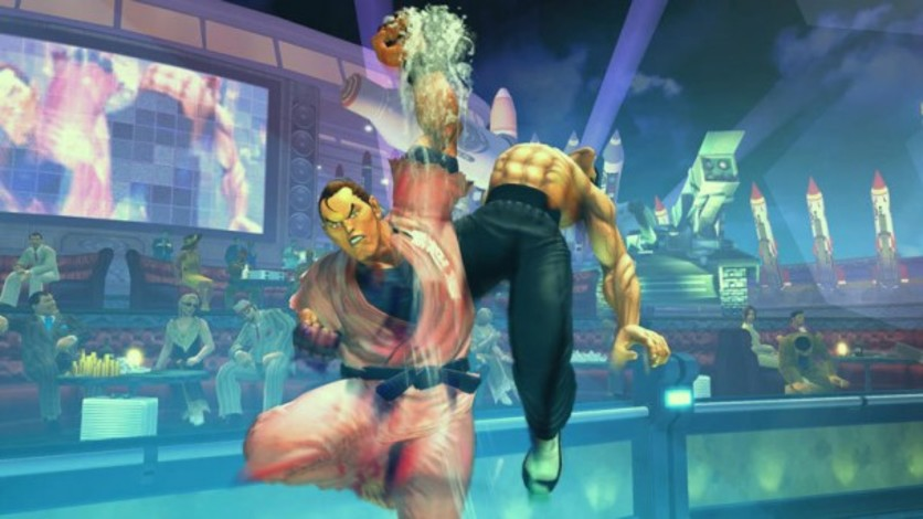 Screenshot 2 - Ultra Street Fighter IV Upgrade