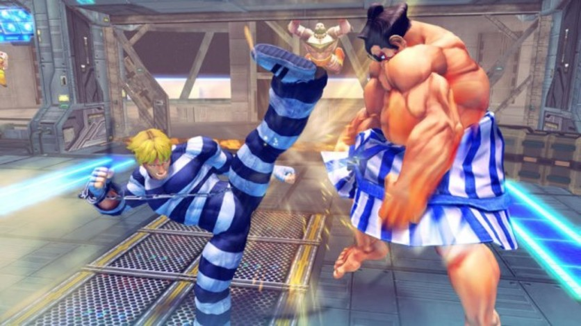 Screenshot 3 - Ultra Street Fighter IV Upgrade