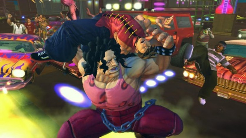 Screenshot 9 - Ultra Street Fighter IV Upgrade