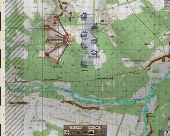 Screenshot 5 - Graviteam Tactics: Volokonovka 1942
