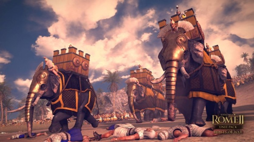 Screenshot 1 - Total War: ROME II - Beasts of War