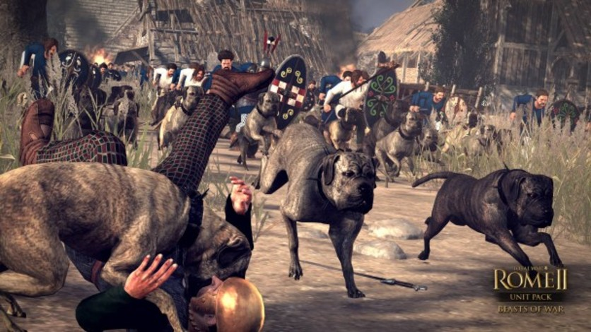 Screenshot 3 - Total War: ROME II - Beasts of War