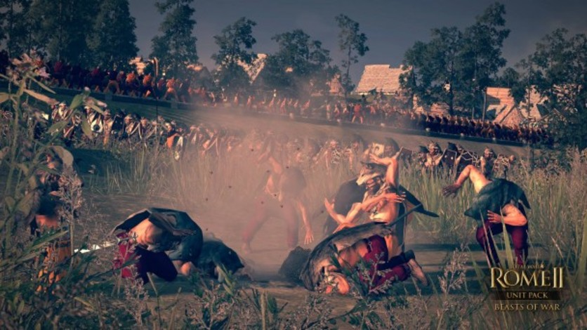 Screenshot 5 - Total War: ROME II - Beasts of War