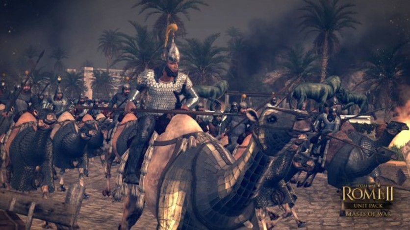 Screenshot 4 - Total War: ROME II - Beasts of War