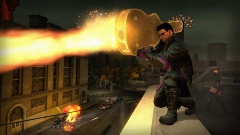 Screenshot 7 - Saints Row IV Game of the Century Edition