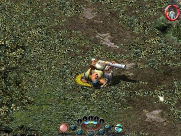 Screenshot 1 - Sacred Gold