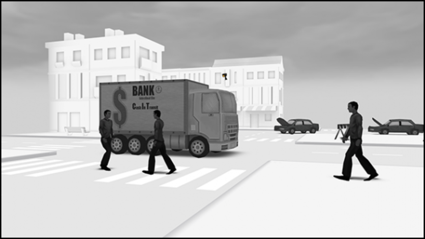 Screenshot 3 - Kill the Bad Guy