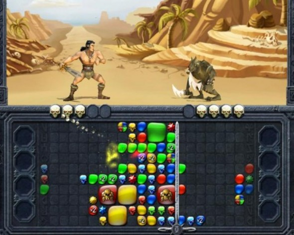 Screenshot 3 - Puzzle Chronicles