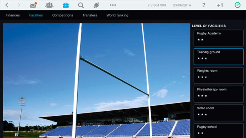 Screenshot 8 - Pro Rugby Manager 2015