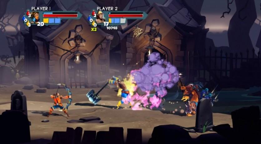 Screenshot 3 - Sacred Citadel Complete