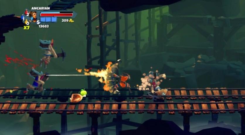 Screenshot 6 - Sacred Citadel Complete