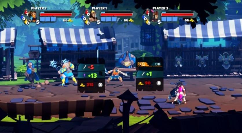 Screenshot 4 - Sacred Citadel Complete