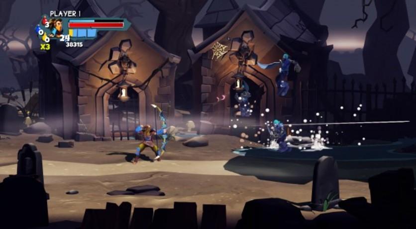 Screenshot 2 - Sacred Citadel Complete