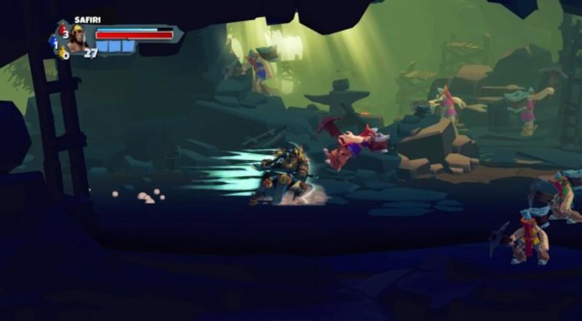 Screenshot 5 - Sacred Citadel Complete