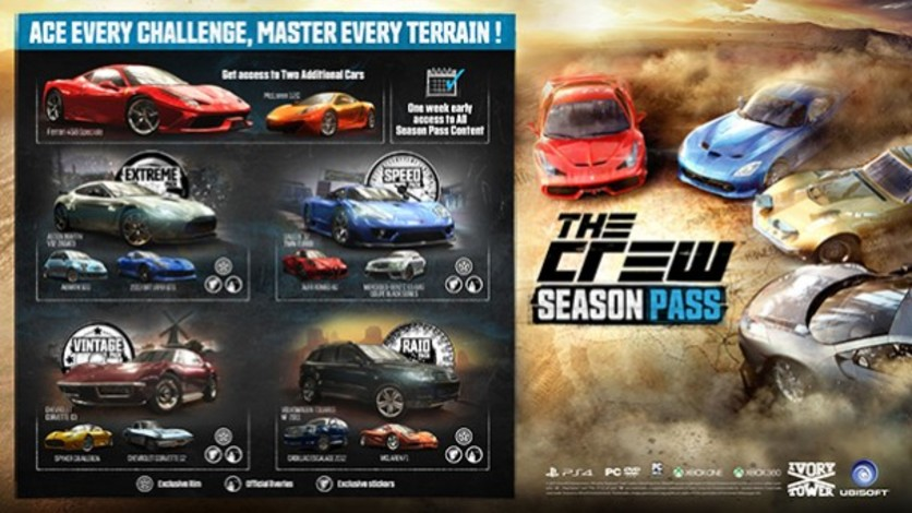 Screenshot 2 - The Crew - Season Pass