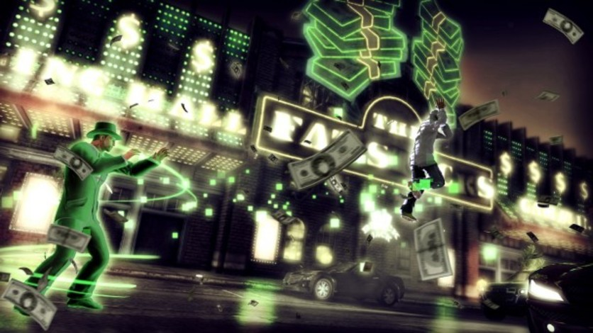 Screenshot 3 - Saints Row IV - Bling Bling Pack