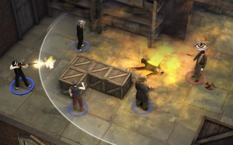 Screenshot 1 - Omerta: City of Gangsters: The Arms Industry
