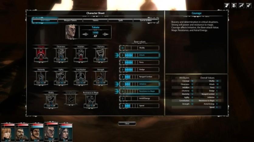 Screenshot 15 - Blackguards