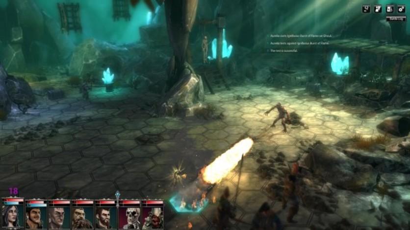 Screenshot 4 - Blackguards