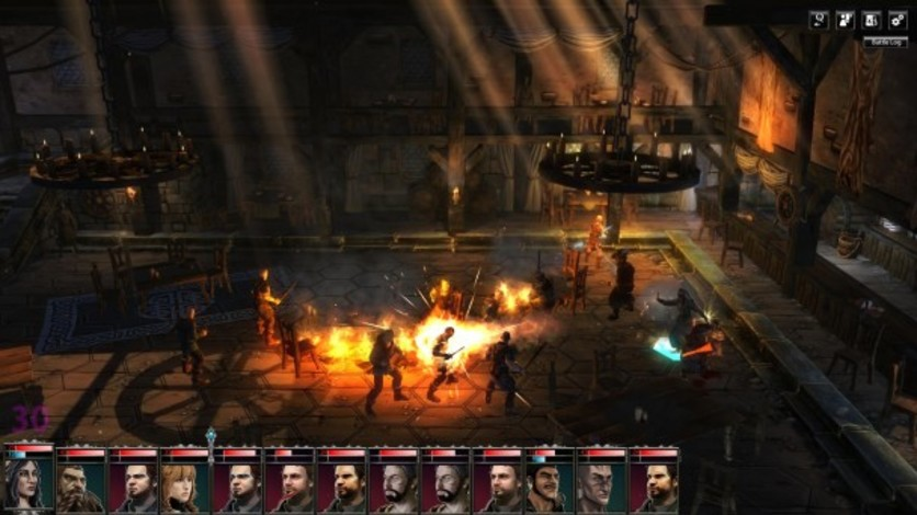 Screenshot 20 - Blackguards