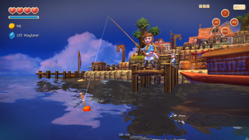 Screenshot 7 - Oceanhorn: Monster of Uncharted Seas