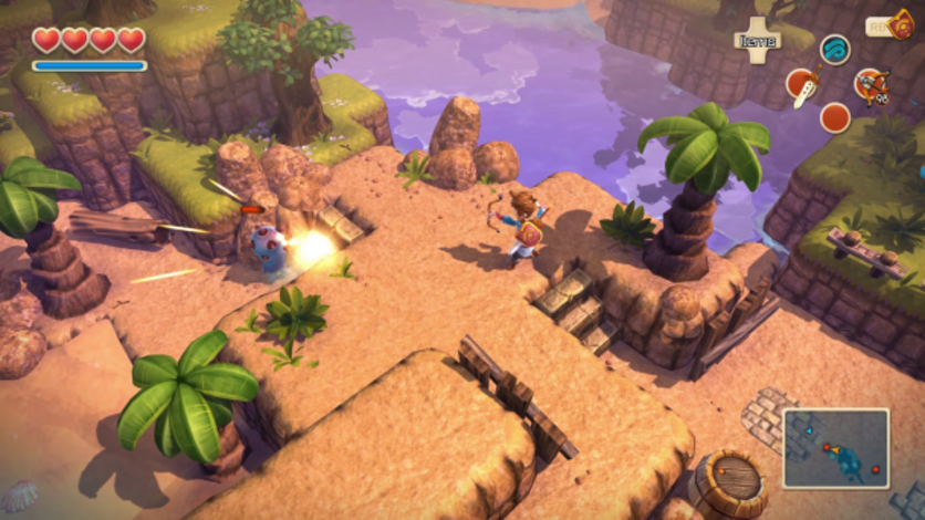 Screenshot 4 - Oceanhorn: Monster of Uncharted Seas