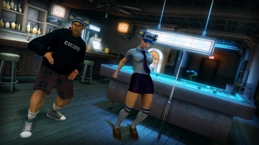 Screenshot 1 - Saints Row IV - College Daze Pack