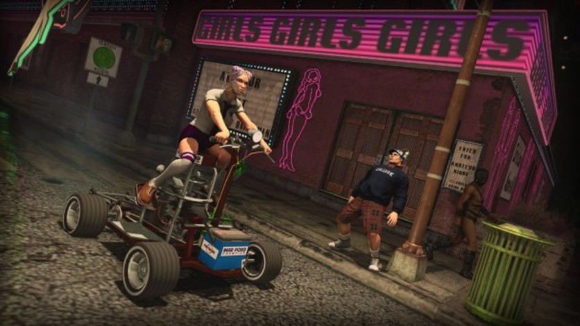 Screenshot 2 - Saints Row IV - College Daze Pack