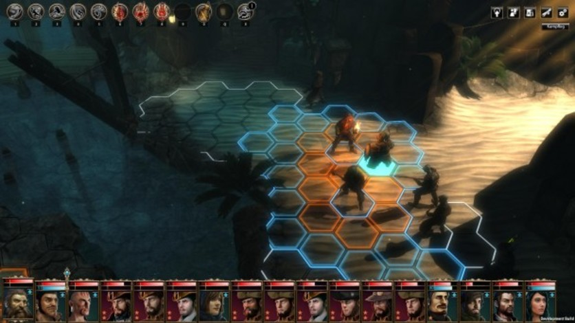 Screenshot 3 - Blackguards: Untold Legends