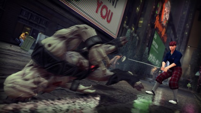Screenshot 2 - Saints Row IV - Game On Pack