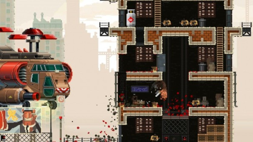 Screenshot 9 - Broforce