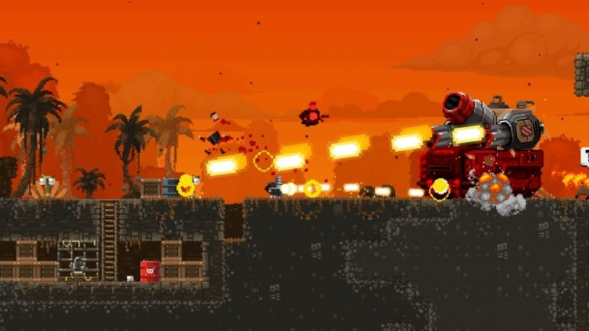 Screenshot 2 - Broforce