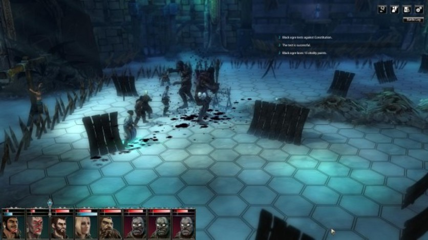 Screenshot 14 - Blackguards - Deluxe Edition