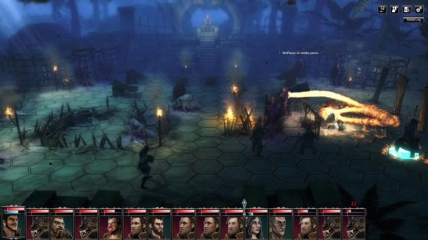 Screenshot 15 - Blackguards - Deluxe Edition