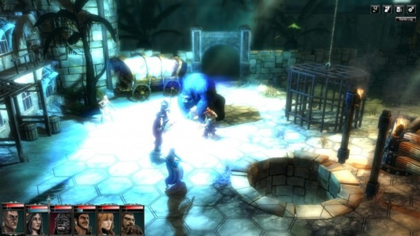 Screenshot 13 - Blackguards - Deluxe Edition