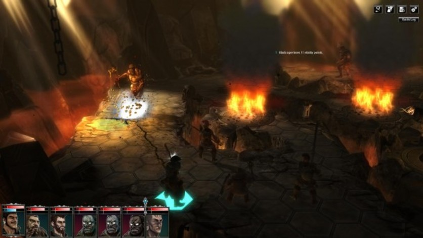 Screenshot 16 - Blackguards - Deluxe Edition