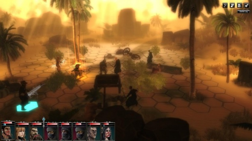 Screenshot 7 - Blackguards - Deluxe Edition