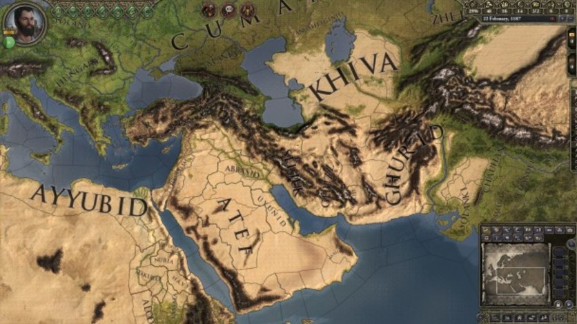 Screenshot 3 - Crusader Kings II: Persian Units Pack