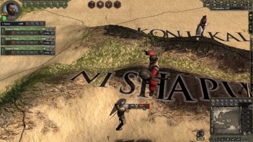 Screenshot 10 - Crusader Kings II: Persian Units Pack